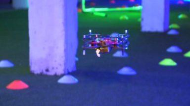 Drone Towers, un nouvel espace pour les drones installé sous Tour & Taxis