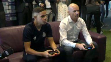 À 21 ans, Zakaria Bentato est le premier e-gamer du RSC Anderlecht