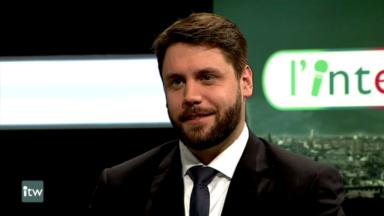 Fabian Maingain (DéFI) est l'invité de L'Interview