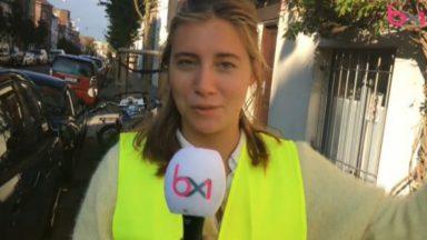 À la découverte de Flora, une sage-femme qui ne se déplace qu'en vélo à Bruxelles