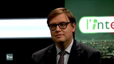 Gaëtan Van Goidsenhoven (MR) est l'invité de L'Interview ce mercredi