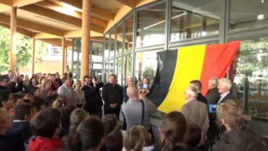Schaerbeek : la nouvelle école 16 a été inaugurée, 600 places supplémentaires ont été créées
