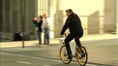 Bientôt un cadre juridique pour les vélos partagés à Bruxelles