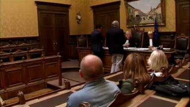 Saint-Josse : la Justice de Paix installée provisoirement dans la salle du Conseil communal