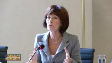 Laurette Onkelinx devant la Commission Samusocial : «J'ignorais le salaire de Pascale Peraïta»
