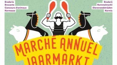 Marché annuel d'Anderlecht : voici le programme du plus ancien marché annuel de la Région