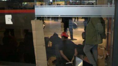 Une nouvelle action de police à Bruxelles-Nord : vingt-deux migrants interpellés