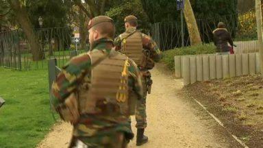 Forest : le bourgmestre s'inquiète de la suppression de la présence statique de militaires