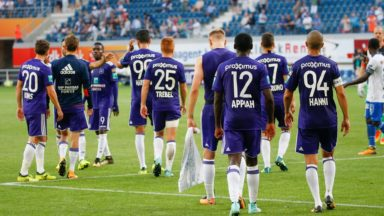 Coupe de Belgique : Anderlecht-Standard parmi les affiches des huitièmes de finale