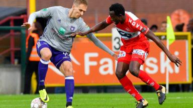 Pro League: un nul qui ne rassure pas Anderlecht