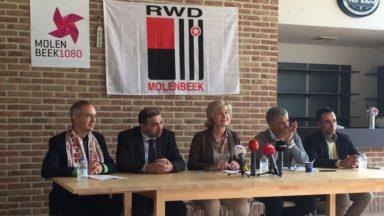 Le RWDM et Molenbeek signent une convention d'occupation du stade Machtens