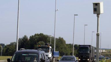 Bourde : les PV d'autres conducteurs sont consultables sur amendesroutieres.be