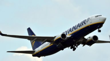 Ryanair volera à 60% de sa capacité en août
