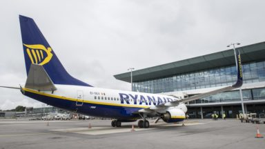 Ryanair a subi une baisse de 7% de son bénéfice net après des grèves