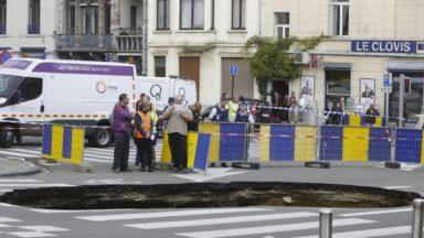 Saint-Josse : les travaux de la chaussée de Louvain dureront au moins jusqu'au 20 novembre