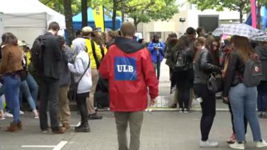 La JANE ou quand l'ULB et les cerclards accueillent les nouveaux étudiants
