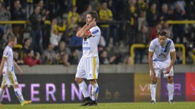 Division 1B : l'Union Saint-Gilloise perd pied dans les cinq dernières minutes contre le Lierse (2-1)