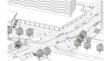 Watermael-Boitsfort : la place Keym bientôt remodelée, un permis d'urbanisme a été introduit