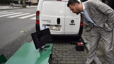 """Qualité de l'air à Bruxelles :  """"Nous avons besoin de cette pression de la société civile"""", dit Pascal Smet"""
