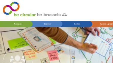 Le gouvernement bruxellois valide les subventions aux 38 projets BeCircular de 2020