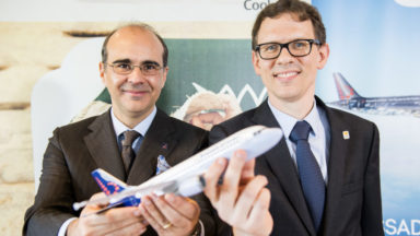 Brussels Airlines fusionne avec Thomas Cook