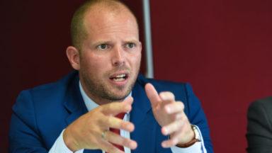 Le nombre de demandes de régularisation humanitaire au plus bas en 2017, annonce Theo Francken