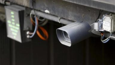 Contrôle de vitesse mardi au tunnel Van Praet : 45% des usagers en infraction