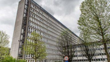 La construction du siège de la VRT pourrait entraîner du retard dans le développement de Mediapark