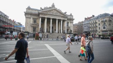 La consommation d'alcool sera interdite la nuit sur le piétonnier de Bruxelles à partir du 1er février 2020
