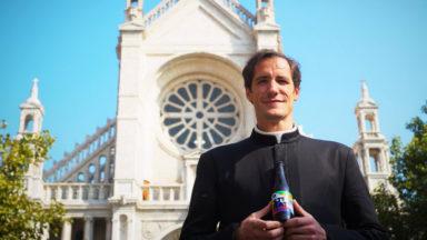 Le Père Jérémie s'associe au lancement de la bière Ste Kat'