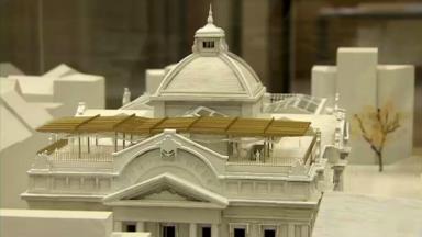 La rénovation de la Bourse s'annonce : la Région et la Ville de Bruxelles ont reçu le feu vert
