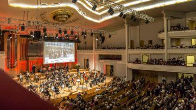 L'orgue du Palais des Beaux-Arts renaît de ses cendres après 50 ans de silence