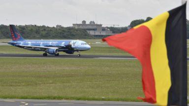 Les Schtroumpfs orneront le cinquième avion icône de Brussels Airlines