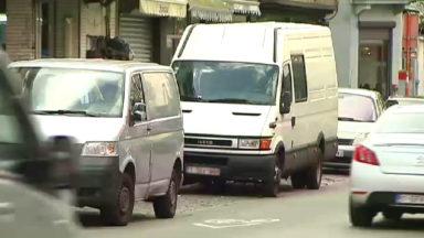 Le commerce en ligne multiplie les camionnettes dans les rues de Bruxelles