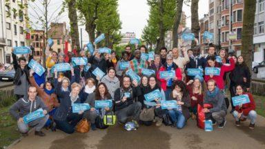 «Commune hospitalière» : 200 citoyens ont signé à Schaerbeek la pétition pour améliorer l'accueil des migrants et sans-abris
