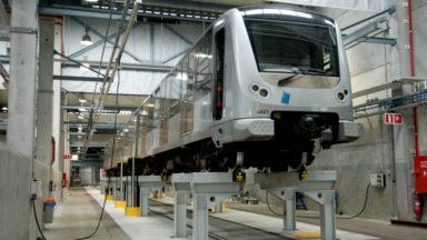 Découverte des dépôts de bus et métro Jacques Brel lors du Dimanche sans voiture