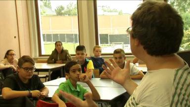 L'école secondaire plurielle Karreveld accueille ses tout premiers élèves