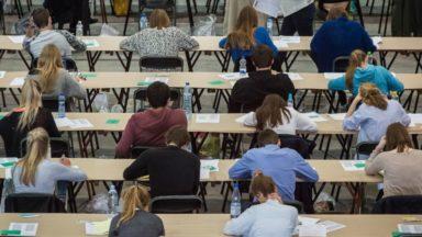 Le nombre de lauréats à l'examen d'entrée en médecine passe de 641 à 696