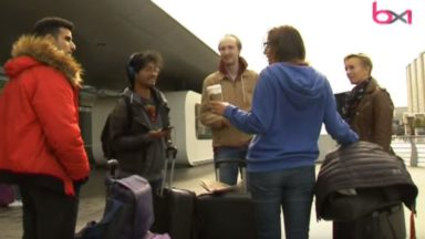 Visa en main, les membres de MolenGeek s'envolent pour les Etats-Unis