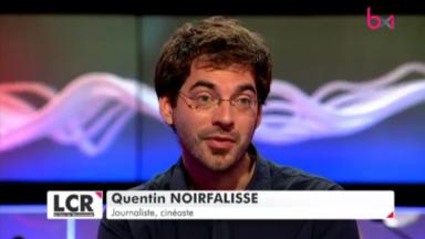 Le journaliste et réalisateur belge Quentin Noirfalisse a quitté la RDC ce jeudi soir