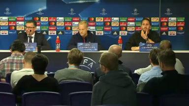 Champions League : Anderlecht et Frutos confiants avant le Celtic