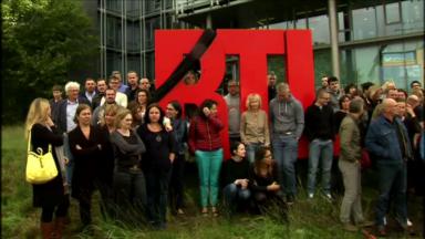 105 licenciement à RTL Belgium : les représentants du personnel reçus par le ministre Marcourt