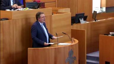 Rudi Vervoort anticipe le vote de confiance au gouvernement bruxellois