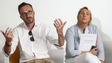 Samusocial: suivez les auditions de Pascal Smet et Céline Fremault en direct