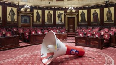 «Superdémocratie», une exposition pour ajouter une dimension culturelle au Sénat
