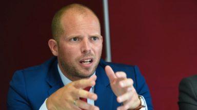 Theo Francken préconise un arrêt total de la migration illégale