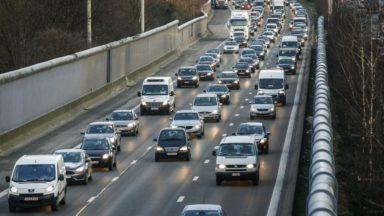 Important accident sur l'E19 : de gros bouchons vers Bruxelles