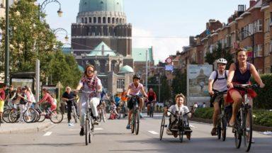 Bruxelles sans voiture: la Stib gratuite jusqu'à 19h