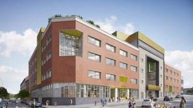 Molenbeek : la future école en face de Tour et Taxis recalée pour des problèmes esthétiques
