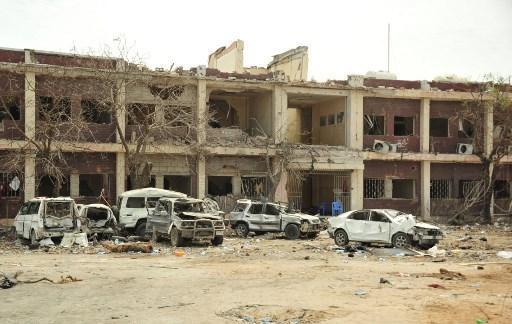 Le bilan s'alourdit — Attentat de Mogadiscio